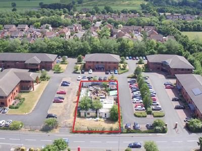 Thumbnail Office for sale in New Office Building, Enigma Commercial Centre, Sandys Road, Malvern, Worcestershire