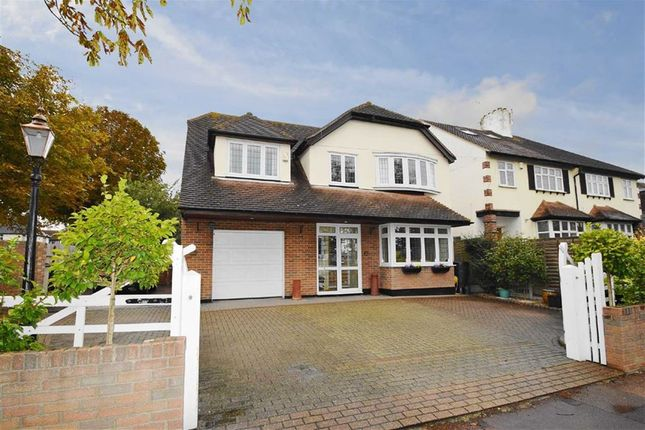 Thumbnail Detached house for sale in Prittlewell Chase, Westcliff-On-Sea, Essex