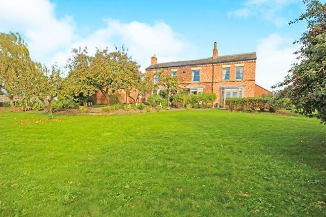 Thumbnail Detached house for sale in Rogues Lane, Hinckley