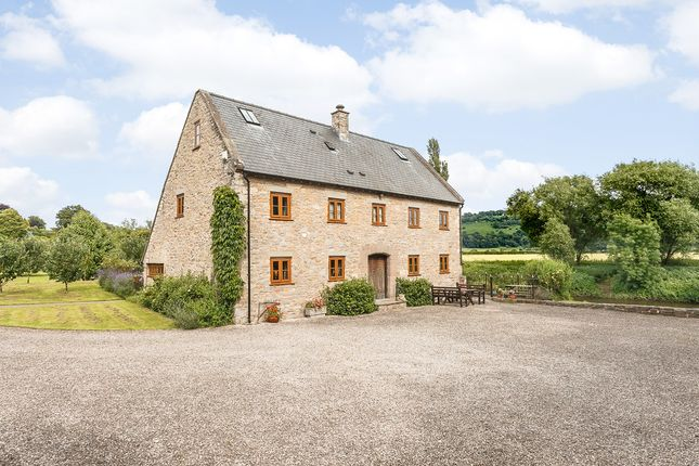 Thumbnail Barn conversion for sale in Goodrich, Ross-On-Wye