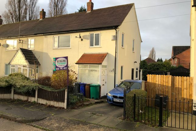 Thumbnail Semi-detached house to rent in Goodridge Avenue, Wythenshawe, Manchester