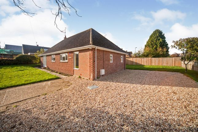 Thumbnail Detached bungalow for sale in Wynnes Rise, Sherborne