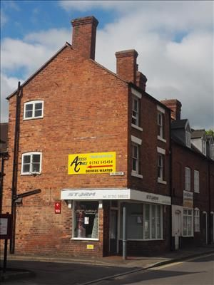 Commercial property for sale in Storm Hair And Beauty Salon, 10 New Street, Frankwell, Shrewsbury, Shropshire