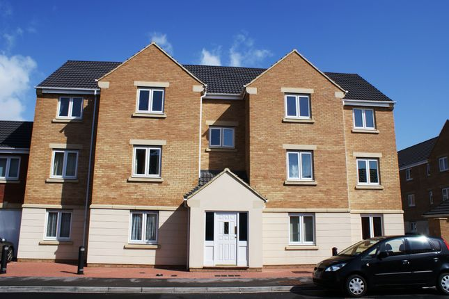 Thumbnail Flat to rent in Macfarlane Chase, Weston Super Mare
