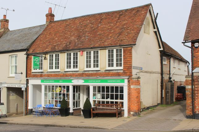 Thumbnail Flat to rent in West Street, Alresford