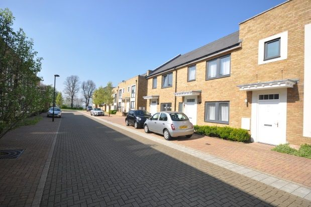 Thumbnail End terrace house to rent in The Fort, Rochester