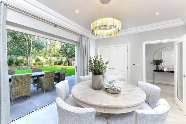 Thumbnail Terraced house for sale in Brompton Gardens, London Road, Ascot, Berkshire