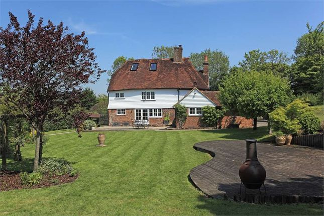 Thumbnail Detached house for sale in Street End Lane Broad Oak, Nr Mayfield, East Sussex