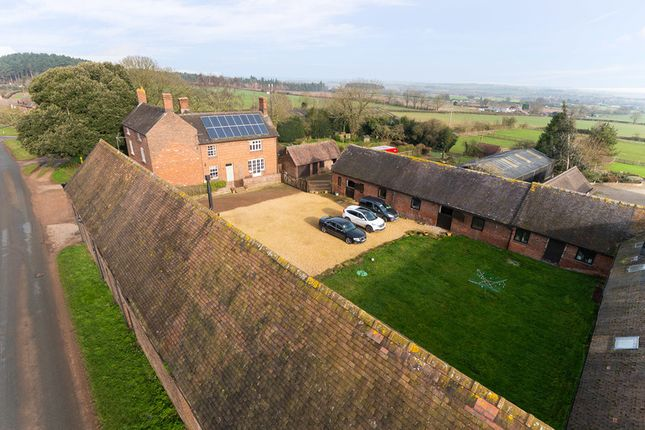 Thumbnail Industrial for sale in Heath Hill, Shifnal