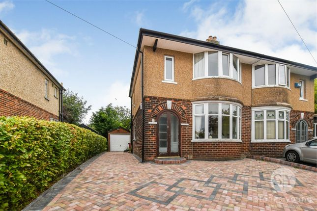 Thumbnail Semi-detached house for sale in Wilworth Crescent, Blackburn, Lancashire