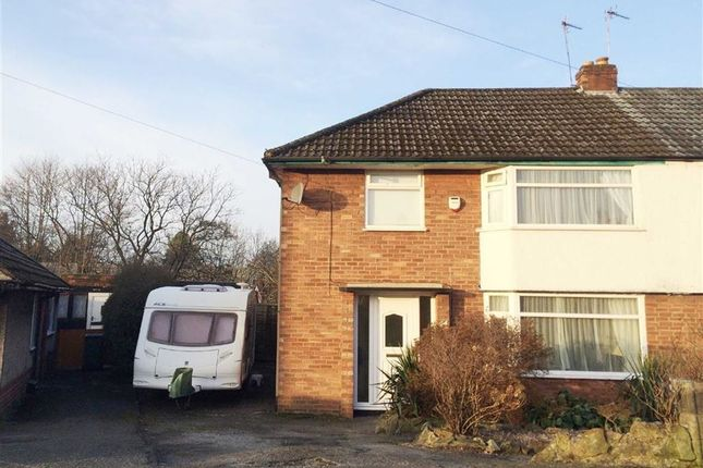 3 bed semi-detached house for sale in Langdale Road, Woodley, Stockport