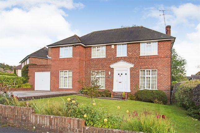 Detached house for sale in Nightingale Close, East Grinstead, West Sussex