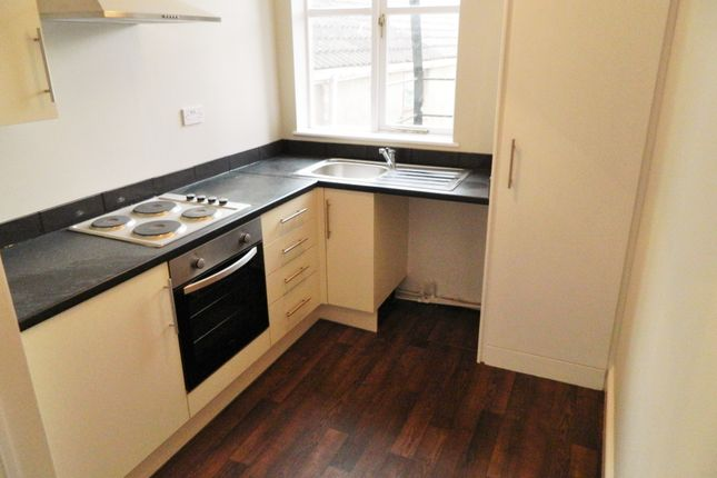 Thumbnail Flat to rent in Reid Terrace, Guisborough