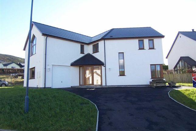 Thumbnail Detached house for sale in Cae Bach Rhiw, Aberystwyth, Ceredigion