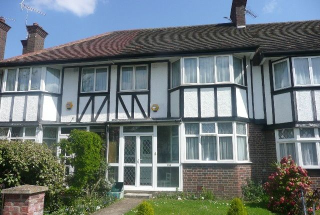 Thumbnail Terraced house to rent in Princes Gardens, West Acton