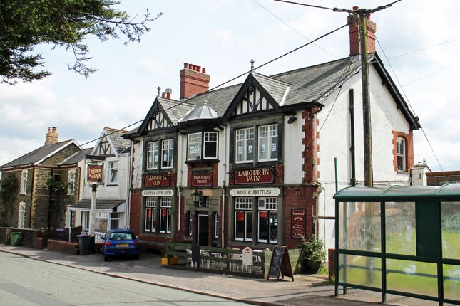 Thumbnail Pub/bar for sale in High Street, Pontypool