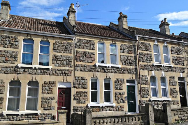 Thumbnail Terraced house for sale in Claude Avenue, Oldfield Park, Bath