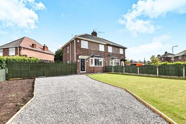 Thumbnail Semi-detached house for sale in Clumber Avenue, Brinsley, Nottingham