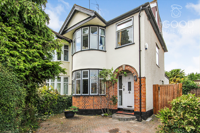 3 bed semi-detached house for sale in Hillyfields, Loughton, Essex United Kingdom