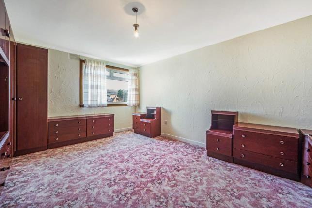 Bedroom of Greenock Road, Largs, North Ayrshire, Scotland KA30