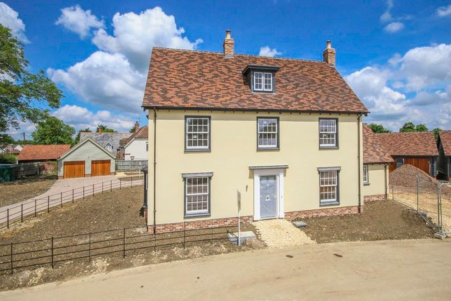 Thumbnail Detached house for sale in High Street, Cheveley, Newmarket