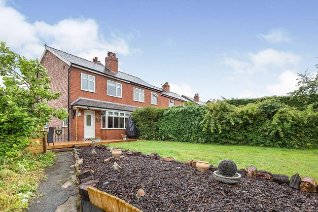 3 bed semi-detached house for sale in Wigan Road, Euxton, Chorley, Lancashire PR7