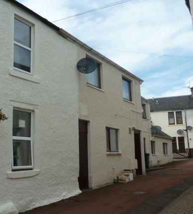 Thumbnail Flat to rent in Gibsons Close, Biggar