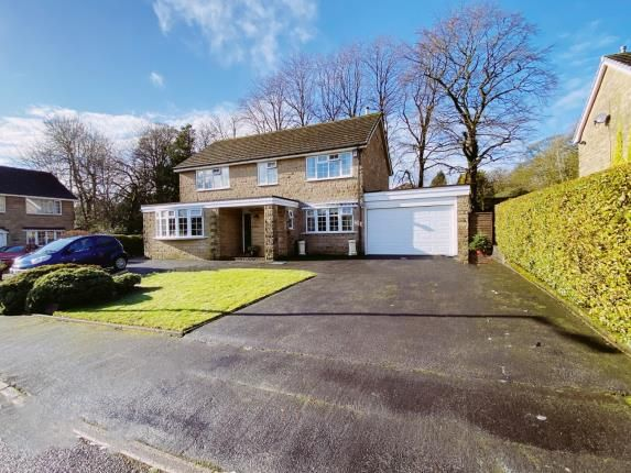 Thumbnail Detached house for sale in The Glade, Buxton, Derbyshire