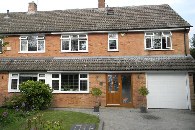 Thumbnail Semi-detached house to rent in Swing Gate Lane, Berkhamsted