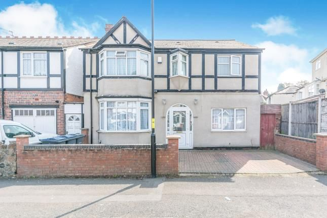Thumbnail Detached house for sale in Oakwood Road, Sparkhill, Birmingham, West Midlands