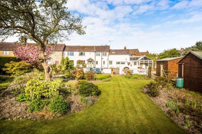 Thumbnail End terrace house for sale in Green Park, Treuddyn, Mold, Flintshire