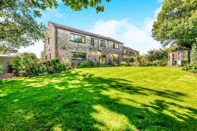 5 bed detached house for sale in Spring Gardens, Upperthong, Holmfirth