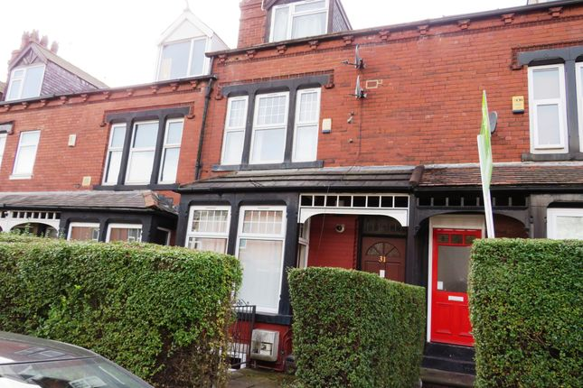 Thumbnail Terraced house for sale in Headingley Mount, Headingley, Leeds