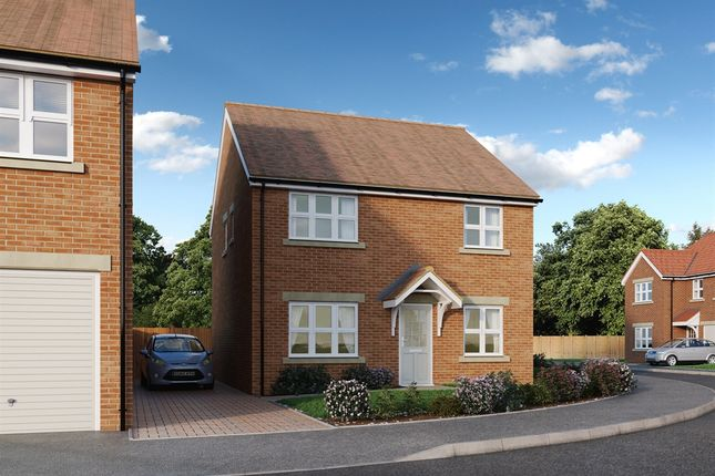 "Thumbnail Detached house for sale in ""The Knightsbridge"" at Forge Wood, Crawley"