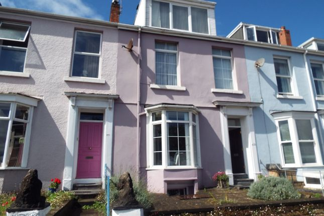 Thumbnail Terraced house for sale in 438 Mumbles Road, Mumbles, Swansea