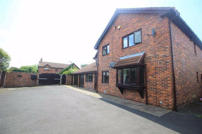 Thumbnail Detached house to rent in Fernyhalgh Place, Fulwood, Preston