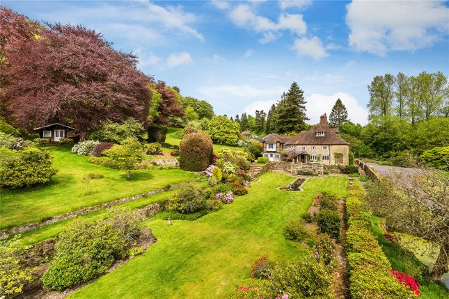 Thumbnail Detached house for sale in Copyhold Lane, Haslemere, Surrey