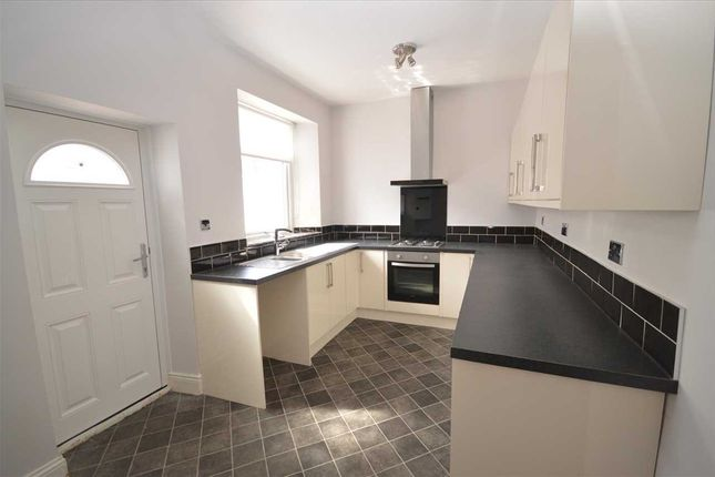 Kitchen of Charlotte Street, South Moor, Stanley DH9