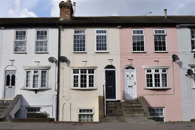 Thumbnail Maisonette to rent in Seal Road, Sevenoaks