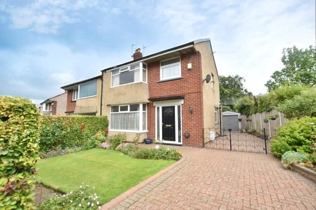 Thumbnail Semi-detached house for sale in Kentmere Drive, Feniscowles, Blackburn, Lancashire