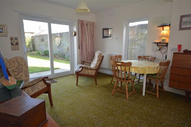 Thumbnail Terraced bungalow for sale in Green Street, Haverigg, Millom
