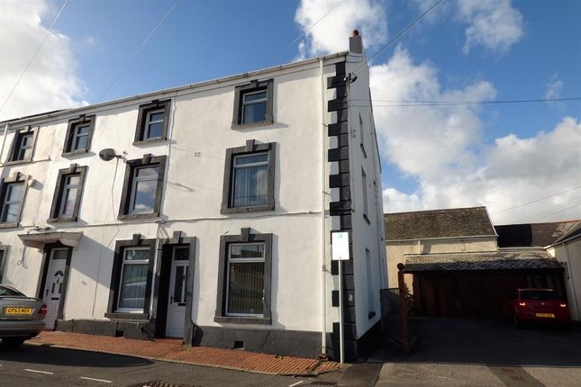 Thumbnail Terraced house for sale in Swansea Road, Llangyfelach, Swansea