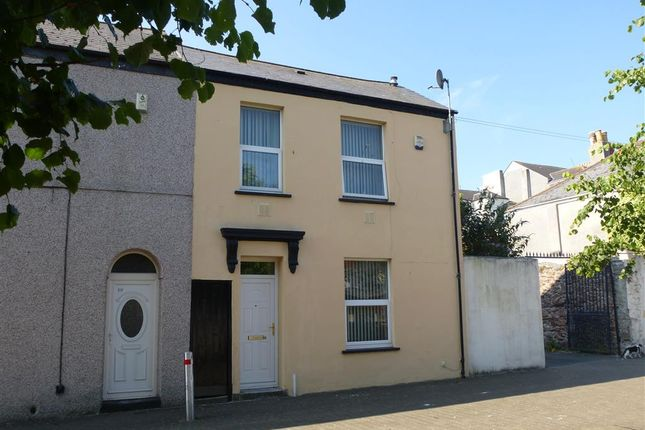 Thumbnail Semi-detached house for sale in Union Place, Central, Plymouth