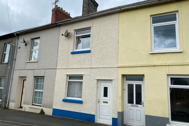 Thumbnail Terraced house for sale in Victoria Crescent, Llandovery