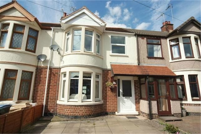Thumbnail Terraced house to rent in Lavender Avenue, Coundon, Coventry, West Midlands