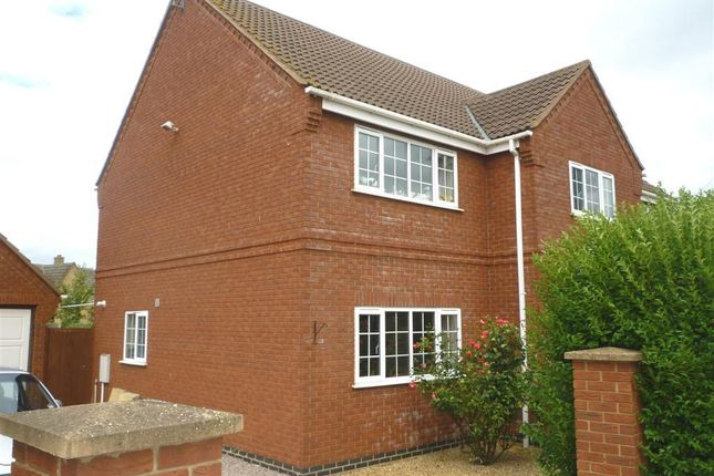 Thumbnail Property to rent in Wype Road, Eastrea, Peterborough