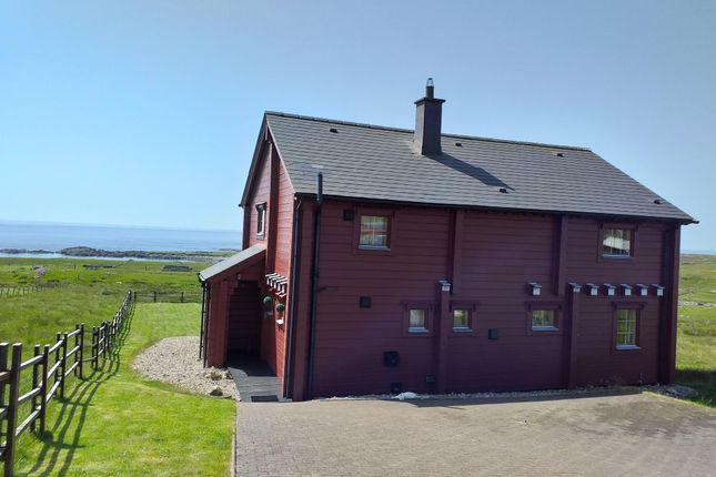 Thumbnail Detached house for sale in 4 Breanish, Uig, Isle Of Lewis