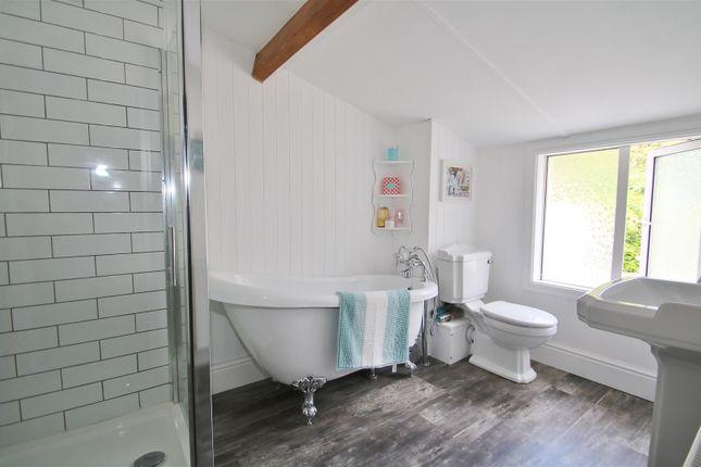 Bathroom of High Street, Aylburton, Lydney GL15