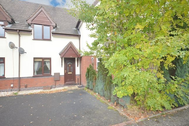 2 bed terraced house for sale in Elkington Croft, Shirley, Solihull
