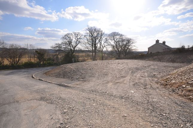 Thumbnail Commercial property for sale in Building Plot Part Of, Brynseion Field, Capel Seion, Ceredigion